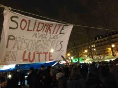 Solidarité avec les prisonnières en lutte